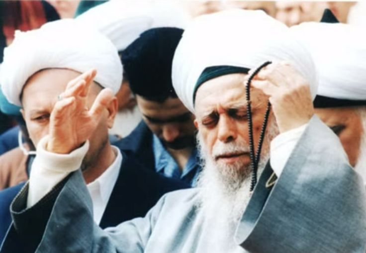 Shaykh Yusuf da Costa: Allah is with those who are patient