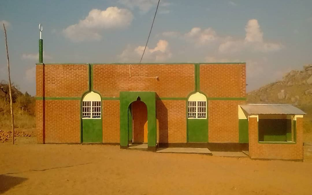 New Kasungu Masjid: Project Complete