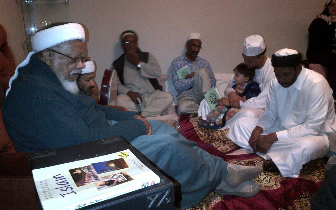 Shaykh Yusuf da Costa: Islam is built on five principles