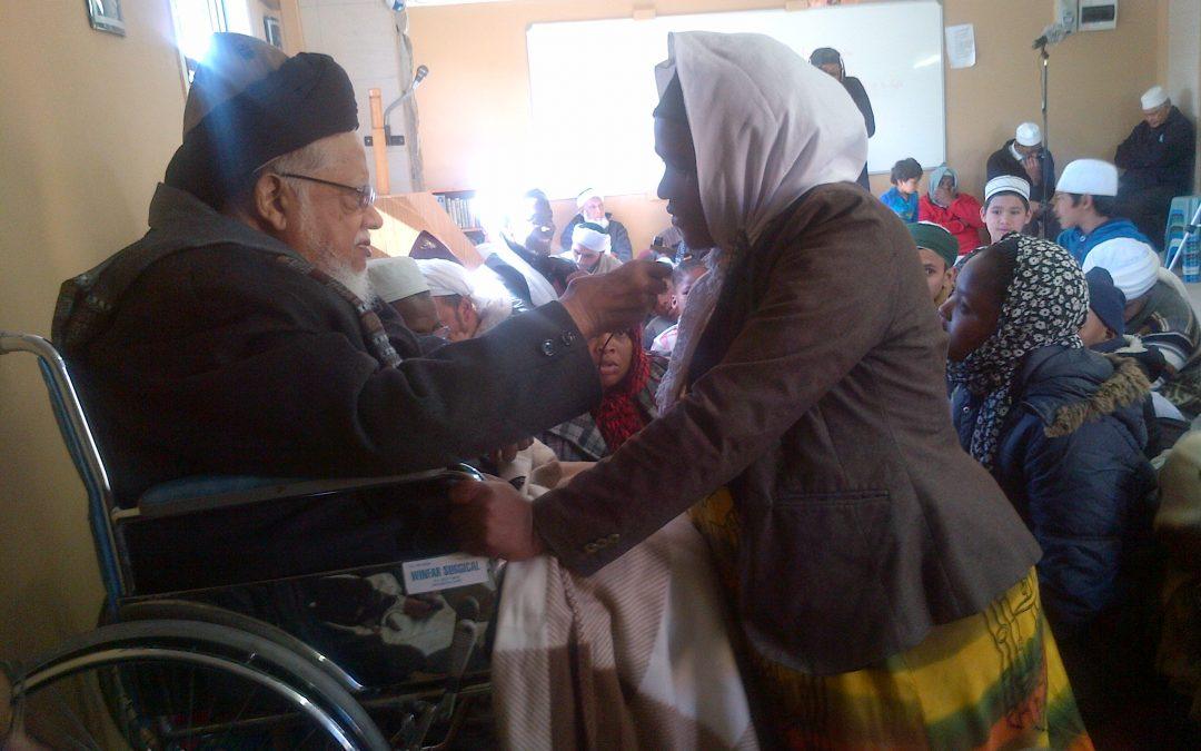 Shaykh Yusuf da Costa: Allah honours His Awliya'