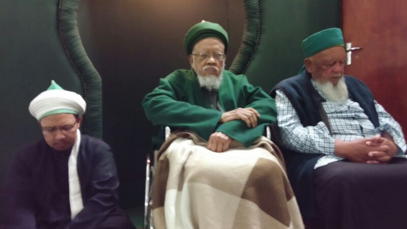 Shaykh Yusuf da Costa: We were granted honour, respect and dignity